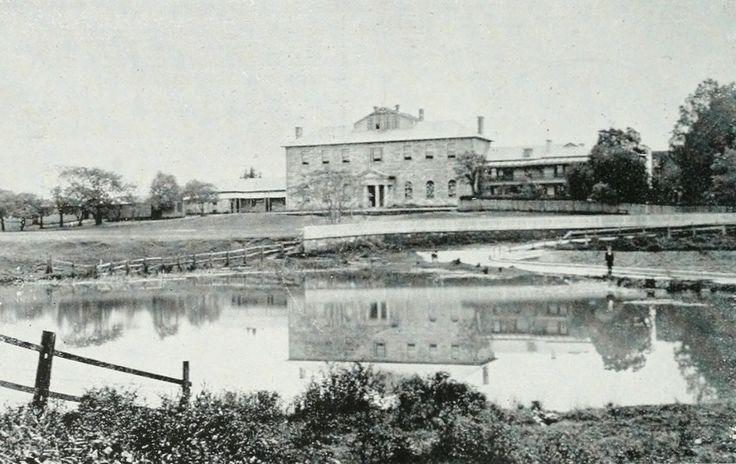 The King's School in 1899