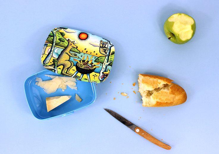 Reg Mombassa Lunchbox