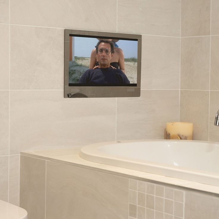 "42"" Bathroom Mirror TV"