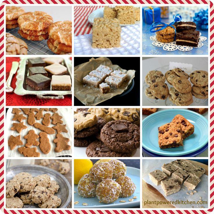 12 vegan cookies of Christmas