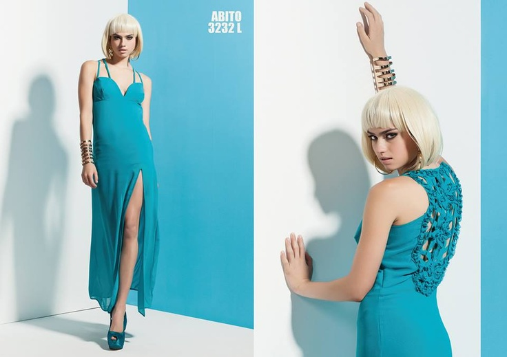 LUNATIC SUMMER COLLECTION 2013 FASHION WOMAN MADE IN ITALY long dress