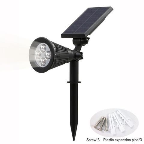 Solar Spotlight Lamp