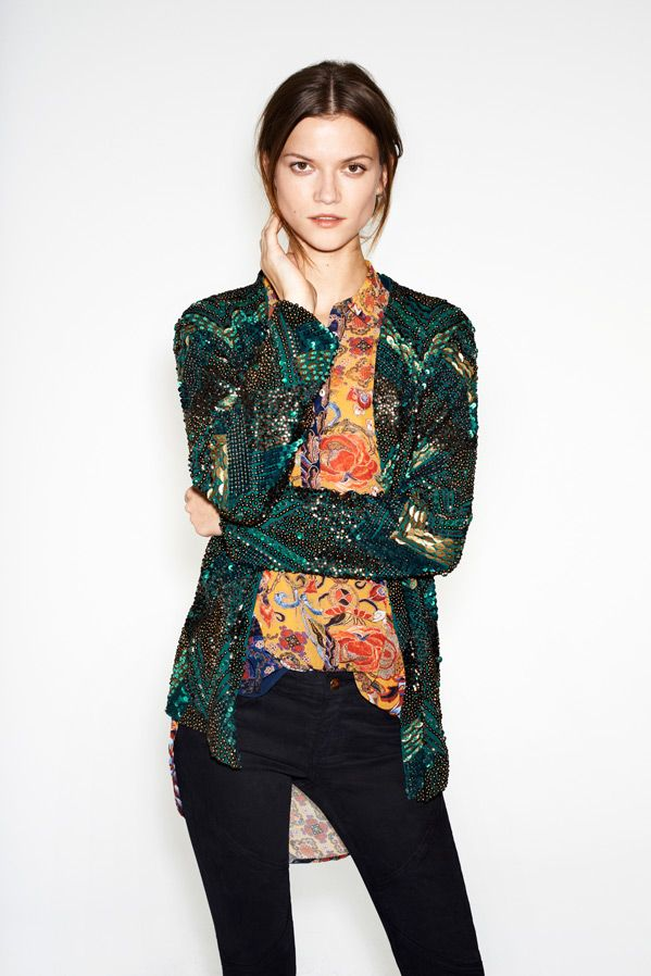December - Woman - Lookbook - ZARA United Kingdom - Look 19