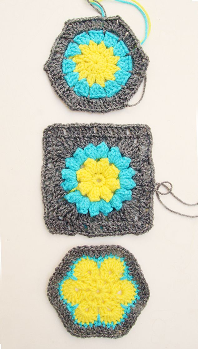 ... Crochet, Crochet Embroidery Sewing, Crochet Flowers Tutorial, Crochet