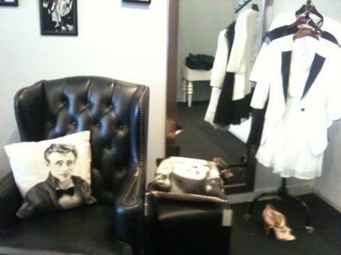 And James Dean cushions