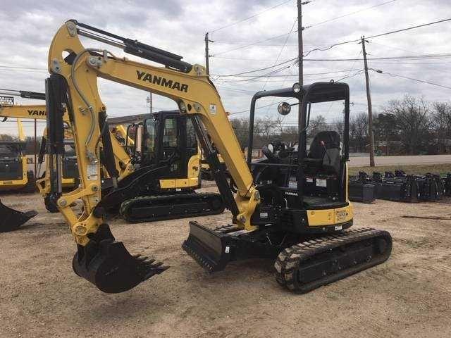 Yanmar Mini Excavator Specials from Construction Edge