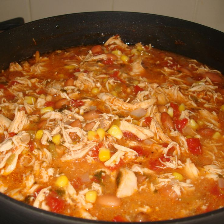 Best Chicken Tortilla Soup Recipe | Just A Pinch Recipes