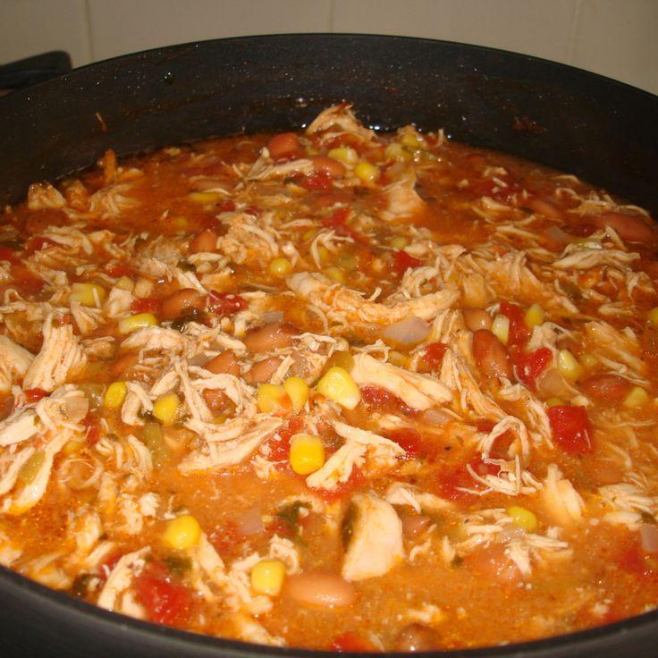 Best Chicken Tortilla Soup Recipe | Just A Pinch Recipes