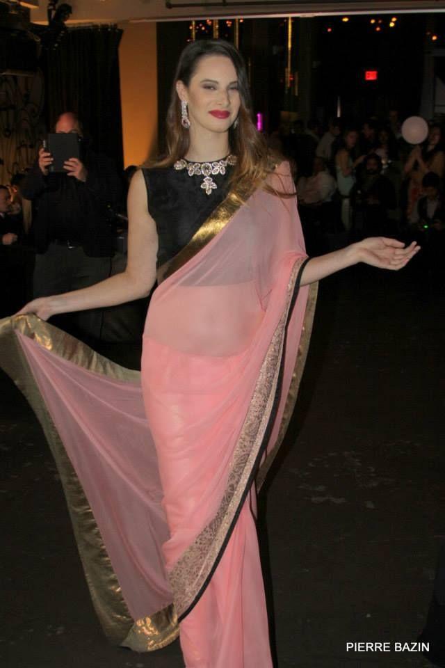 Sari by Mitan Ghosh