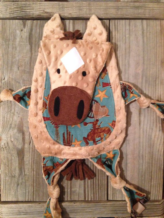 Horse Tag Blanket Texan By Tiedbyti On Etsy I Have This