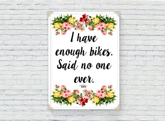 TRIATHLON ART Print. Quote Art Printable. by KeepMakingSmiles