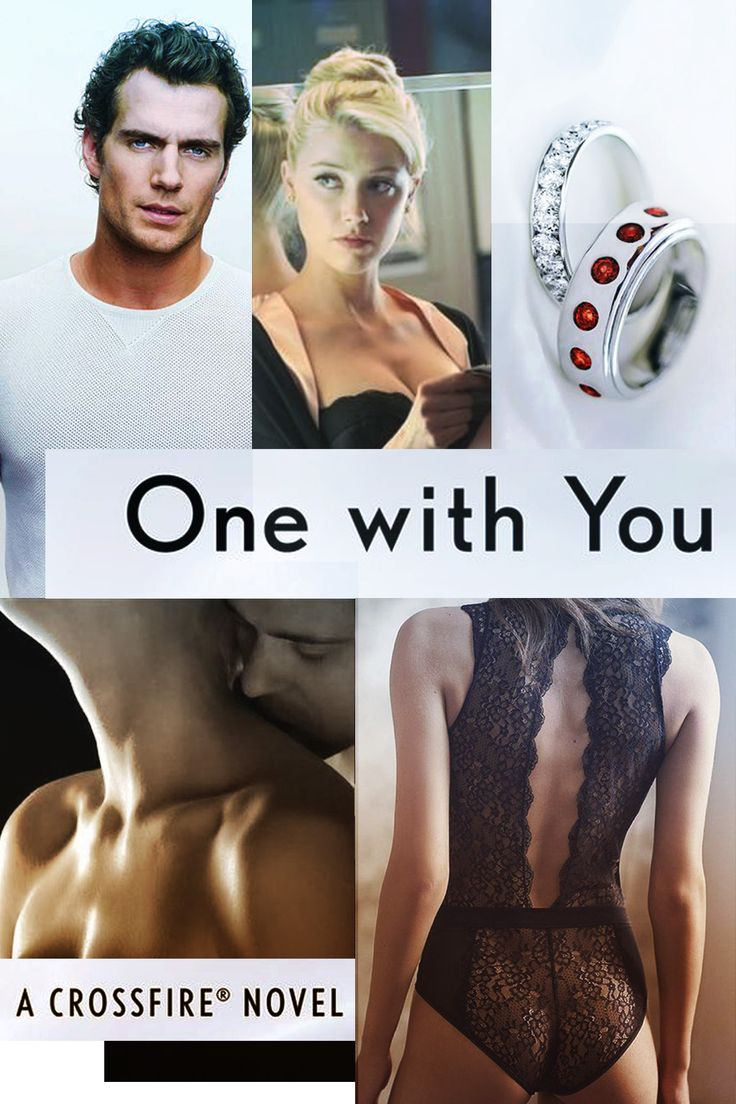 One with You by Sylvia Day a Crossfire Novel. Eva and Gideon Cross