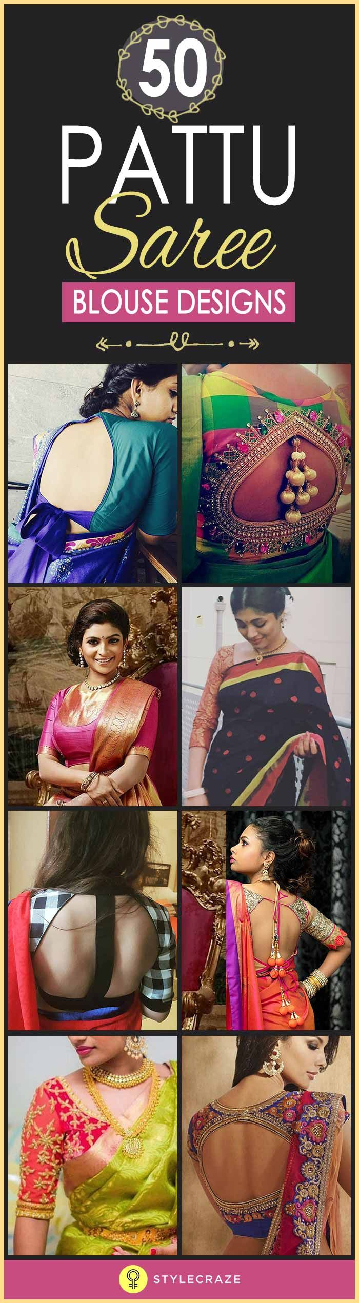 If you are looking for new & latest saree blouse design ideas for your party, fancy, silk or any other sarees, you've come to the right place. The Catalogue is here
