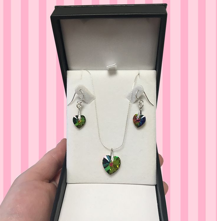 WIN THIS STUNNING HAND MADE CRYSTAL SET WITH BUY NZ MADE! Enter the draw on our Facebook page ow.ly/WXtp301Mj9M