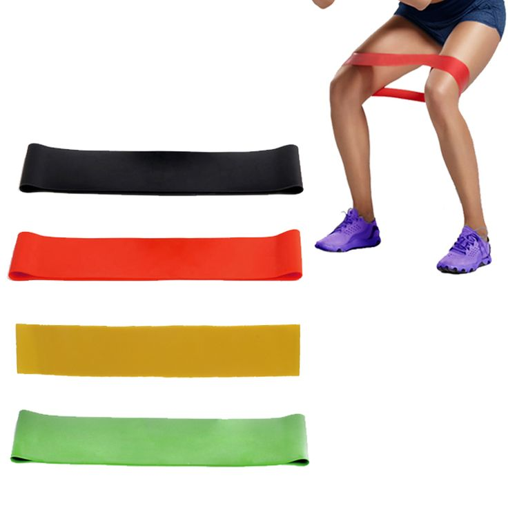 Elastic Band Tension Resistance Band Exercise Workout Rubber Loop Crossfit Strength Training Expander Fitness Yoga Equipment -- Detailed information can be found by clicking on the image