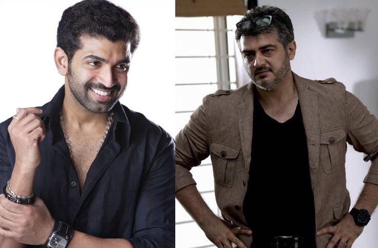 Ajith and Arun Vijay come to the rescue of Thala 55 team