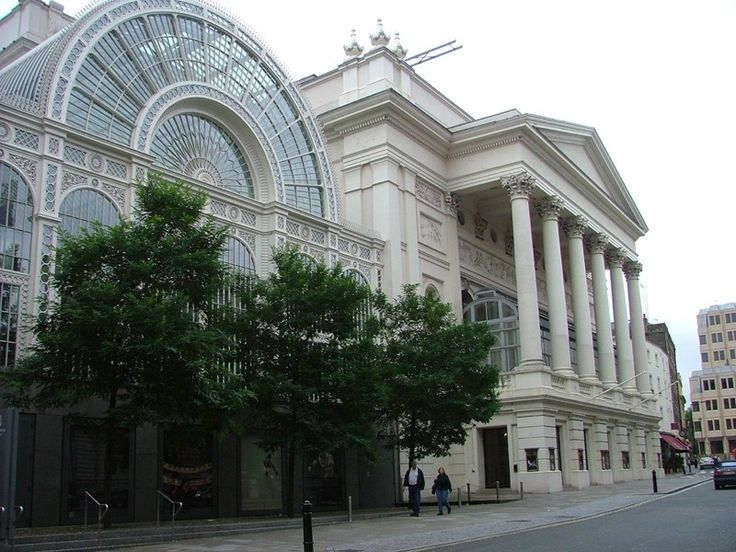 Королевский театр Ковент-Гарден, Великобритания