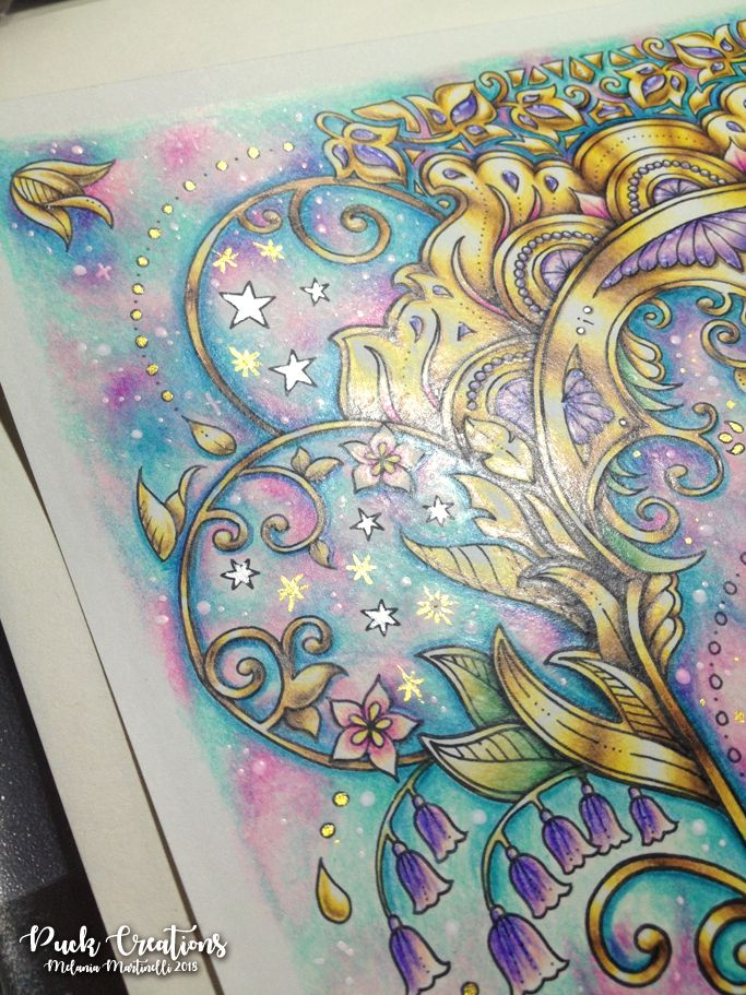 Ivy And The Inky Butterfly Coloring Book By Johanna Basford Inkyivy