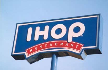 cant beat an ihop pancake or philly cheese steak