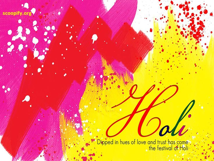 Best Happy Holi Wishes to Share