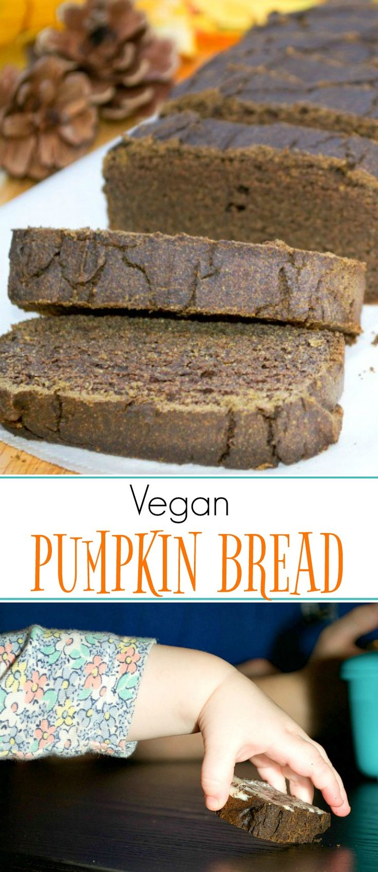 The craving for everything pumpkin is still going strong and this moist and flavourful bread is popular with both kids and adults alike. From Simply Fresh Dinners!