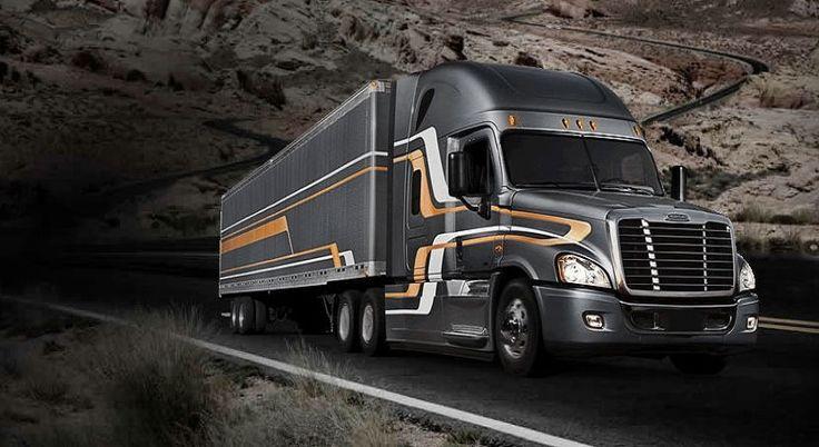 Freightliner face parte din divizia de camioane americane Daimler-Benz si produce de la camioane de autostrada, la camioane de mare tonaj si vocationale.