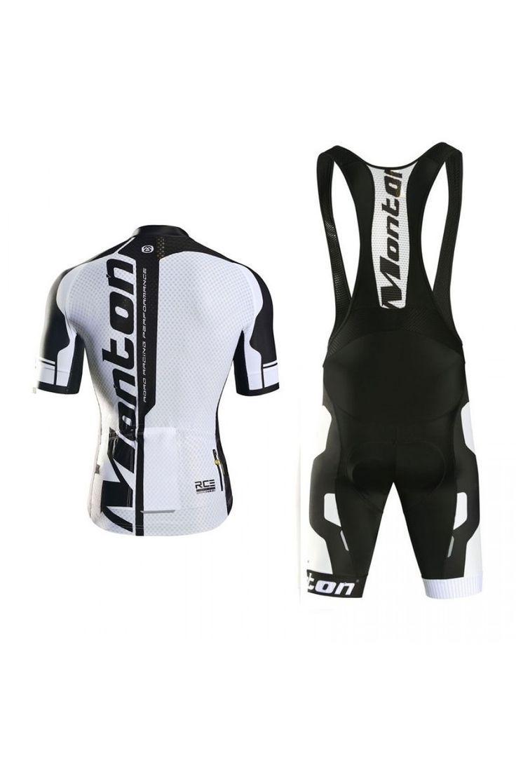cycling jersey bib set