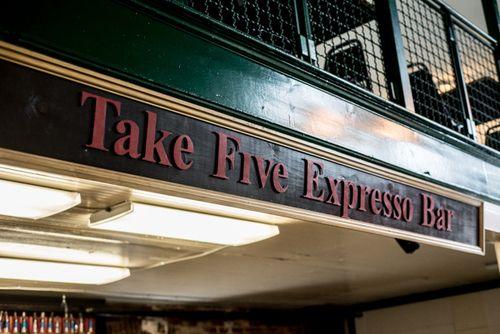 Take Five Expresso Bar