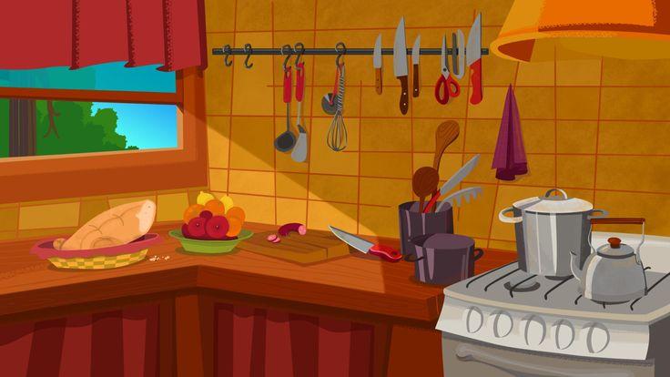 Fondo de Animación   Proyecto: El twist de los ratoncitos (videoclip infantil)
