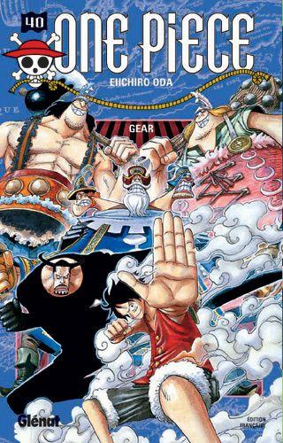 One piece, 40 : Gear de Eiichiro Oda - Manga