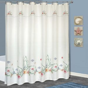 Shower Curtains Ocean Theme