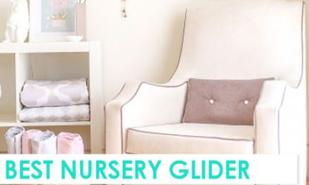 Top 5 Best Nursery Glider Reviews for Your Baby's Room