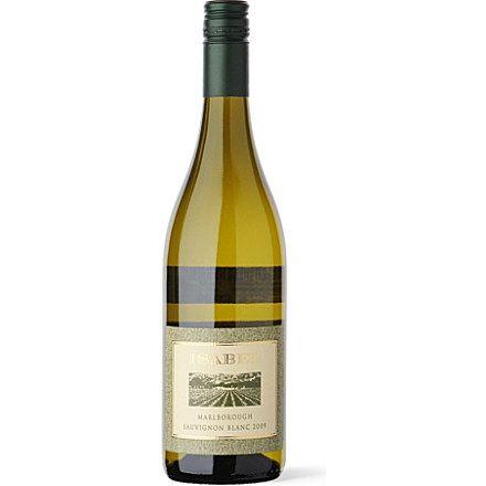 Sauvignon Blanc 2010 750ml - ISABEL - New Zealand - Wine by country - Shop Wines & Spirits - Food & Wine | selfridges.com