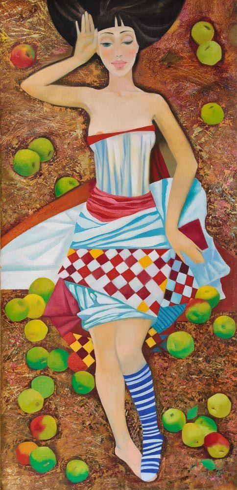 Olga Larionova, Apple Savior