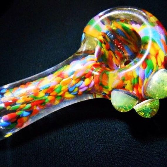Glass Pipes Pipes Girly Pipe Tobacco Pipe Smoking by KindGlass