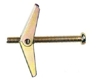 Toggle Bolt M5x100mm - fixings - plasterboard fixings - Toggle Bolt M5x100mm - Timber, Tool and Hardware Merchants established in 1933