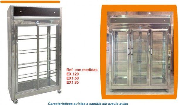 MAQUIN DE COLOMBIA S.A.S - vitrinas-y-exhibicion