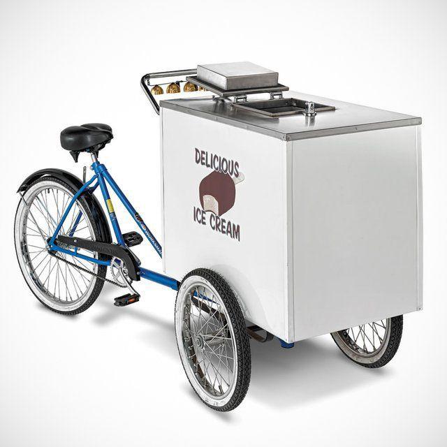 Fancy - The Genuine Good Humor Ice Cream Cart