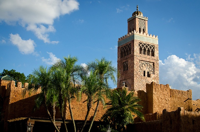 Disney World | Epcot | Morocco