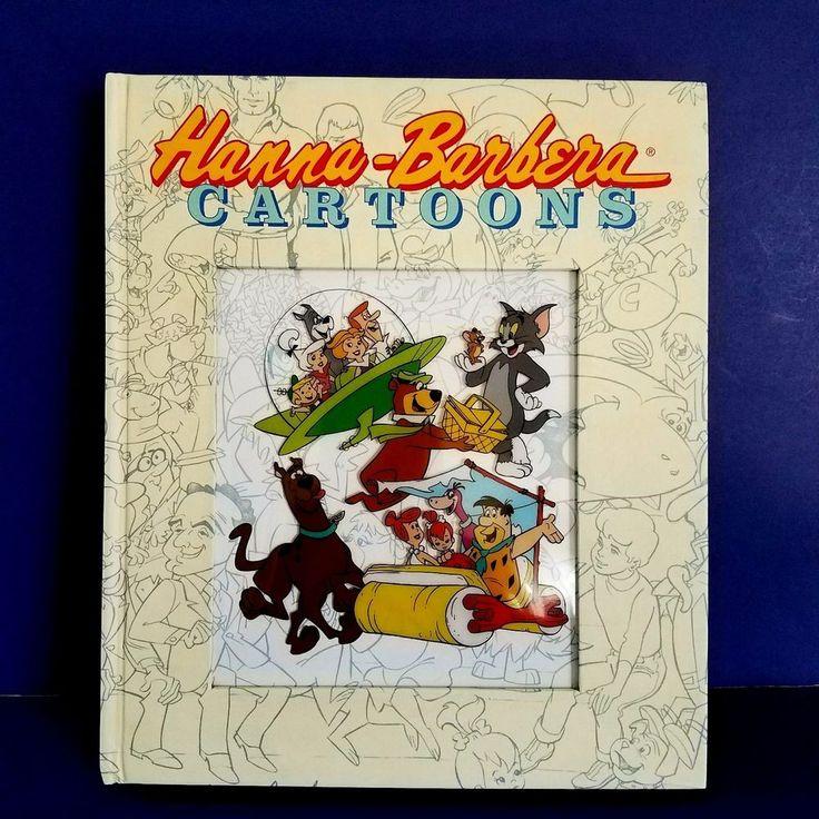 Hanna Barbera Cartoons 1998 Hardcover Animation Book By Michael Mallory | Books, Nonfiction | eBay!