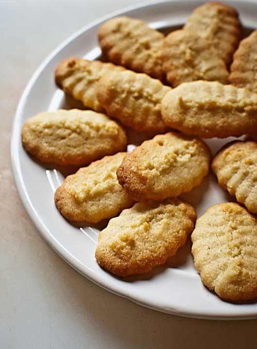 Cómo hacer galletas de mantequilla con Thermomix