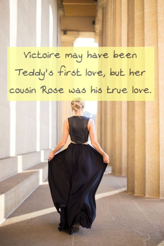 Victoire may have been Teddy's first love, but her cousin Rose was his true love Requested by anon