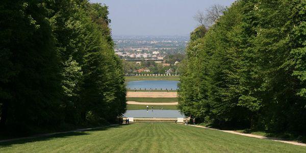 La foresta di Marly le Roi, nella periferia nord occidentale di Parigi: un piccolo e pittoresco borgo con una foresta di oltre 2000 ettari.
