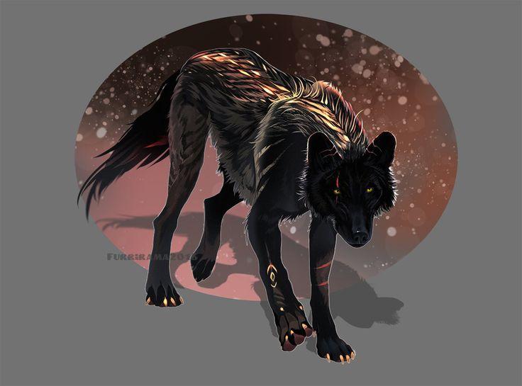 Black Assassin (open!) by Furrirama.deviantart.com on @DeviantArt