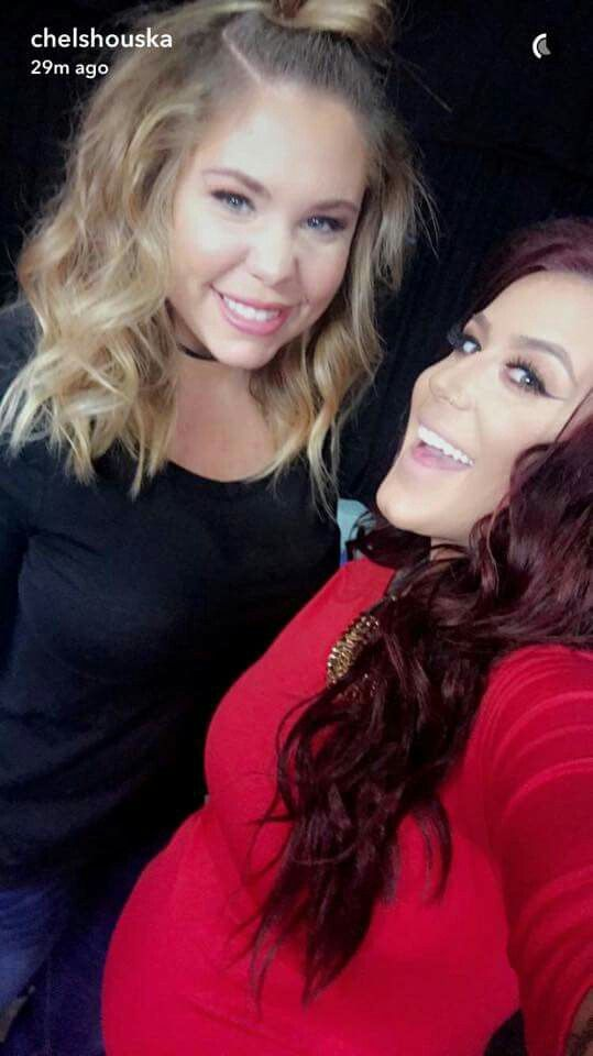 Kailyn and Chelsea (TM2).