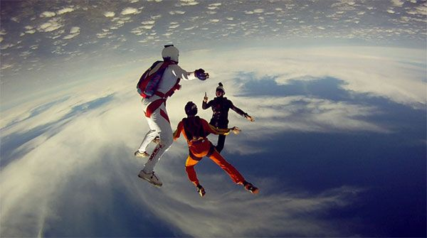 35 of the most spectacular action shots ever taken with a #GoPro camera