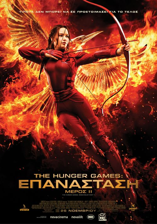 The Hunger Games: Mockingjay - Part 2 2015 full Movie HD Free Download DVDrip