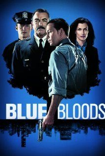 Blue Bloods (2010) The Reagan family is in law enforcement.  Tom Selleck as police commissioner and his family of two sons, both police officers (Donnie Wahlberg and Will Estes) and a daughter, (Bridget Moynahan)  a lawyer, fight crime in the big city.