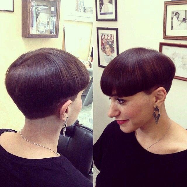 401 Best Bobs Images On Pinterest Hairdos Short Bobs