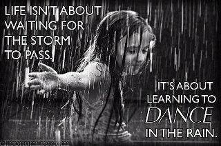 One of my favorite sayings! ~